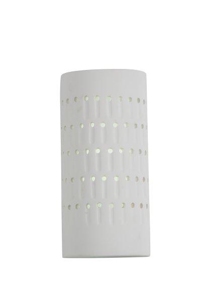 Светильник настенный бра St luce SL577.551.01 Falovaгипсовые настенные светильники под покраску<br>Касаемо коллекции модели St luce SL577.551.01 хотелось бы отметить основные моменты: Светильники из гипса-интересное явление в декорировании интерьеров разных стилей. Эти светильники могут как оставаться белыми, так и использоваться под покраску. Они позволяют продолжить задуманное идею в оформлении стен и потолка, создать неповторимый запоминающийся интерьер.<br><br>Крепление: на планку<br>Цветовая t, К: CW - дневной белый 6000 К<br>Тип лампы: LED - светодиодная<br>Тип цоколя: LED<br>Цвет арматуры: белый<br>Количество ламп: 1<br>Ширина, мм: 120<br>Высота, мм: 260<br>Поверхность арматуры: матовая<br>MAX мощность ламп, Вт: 3