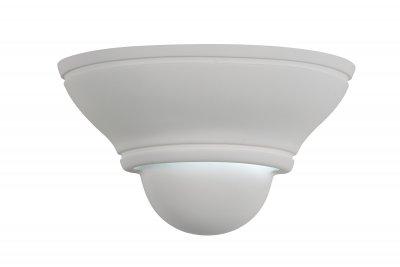 Светильник настенный бра St luce SL579.051.01 NiveaГипсовые<br>Касаемо коллекции модели St luce SL579.051.01 хотелось бы отметить основные моменты: Светильники из гипса-интересное явление в декорировании интерьеров разных стилей. Эти светильники могут как оставаться белыми, так и использоваться под покраску. Они позволяют продолжить задуманное идею в оформлении стен и потолка, создать неповторимый запоминающийся интерьер.<br><br>Крепление: на планку<br>Цветовая t, К: CW - дневной белый 6000 К<br>Тип лампы: LED - светодиодная<br>Тип цоколя: LED<br>Цвет арматуры: белый<br>Количество ламп: 1<br>Ширина, мм: 320<br>Высота, мм: 180<br>Поверхность арматуры: матовая<br>MAX мощность ламп, Вт: 3