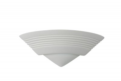 Светильник настенный бра St luce SL579.551.01 NiveaГипсовые<br>Касаемо коллекции модели St luce SL579.551.01 хотелось бы отметить основные моменты: Светильники из гипса-интересное явление в декорировании интерьеров разных стилей. Эти светильники могут как оставаться белыми, так и использоваться под покраску. Они позволяют продолжить задуманное идею в оформлении стен и потолка, создать неповторимый запоминающийся интерьер.<br><br>Крепление: на планку<br>Цветовая t, К: CW - дневной белый 6000 К<br>Тип лампы: LED - светодиодная<br>Тип цоколя: LED<br>Цвет арматуры: белый<br>Количество ламп: 1<br>Ширина, мм: 340<br>Высота, мм: 160<br>Поверхность арматуры: матовая<br>MAX мощность ламп, Вт: 3