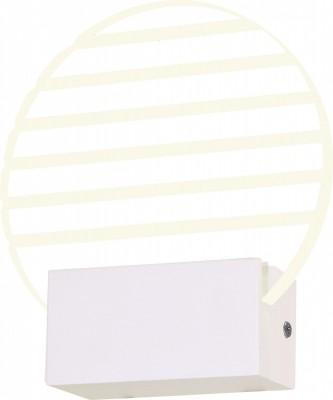 Светильник St luce SL580.001.01Хай-тек<br>Касаемо коллекции модели St luce SL580.001.01 хотелось бы отметить основные моменты: Бра серии Luogo помогут решить задачу локального архитектурного освещения в современном интерьере. Светильник изготовлен из металла с покрытием белого цвета и акрила. Источник света - LED.<br><br>Крепление: Планка<br>Цветовая t, К: CW - холодный белый 4000 К<br>Тип лампы: LED - светодиодная<br>Тип цоколя: LED<br>Количество ламп: 1<br>Ширина, мм: 160<br>MAX мощность ламп, Вт: 6<br>Расстояние от стены, мм: 60<br>Высота, мм: 175<br>Поверхность арматуры: матовая<br>Цвет арматуры: белый