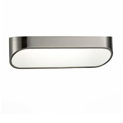 Светильник St Luce SL582.071.01Хай-тек<br>Если Вы настроены купить светильник модели SL58207101, то обратите внимание: Высокотехничный минимализм - так можно описать дизайн бра Mensola. Это отличное дополнение интерьера в стиле хай-тек, модерн или техно. Корпус светильников изготовлен из высококачественного металла с белым матовым покрытием. Источник света - LED.<br><br>Цветовая t, К: 4000<br>Тип лампы: LED<br>Тип цоколя: LED<br>Ширина, мм: 250<br>MAX мощность ламп, Вт: 6<br>Высота, мм: 65