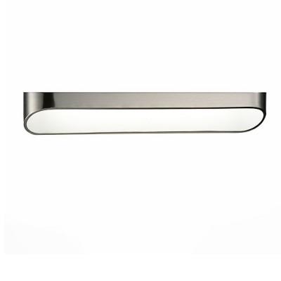 Светильник St Luce SL582.701.01Хай-тек<br>Если Вы настроены купить светильник модели SL58270101, то обратите внимание: Высокотехничный минимализм - так можно описать дизайн бра Mensola. Это отличное дополнение интерьера в стиле хай-тек, модерн или техно. Корпус светильников изготовлен из высококачественного металла с белым матовым покрытием. Источник света - LED.<br><br>Цветовая t, К: 4000<br>Тип лампы: LED<br>Количество ламп: 1<br>Ширина, мм: 580<br>MAX мощность ламп, Вт: 12<br>Высота, мм: 65