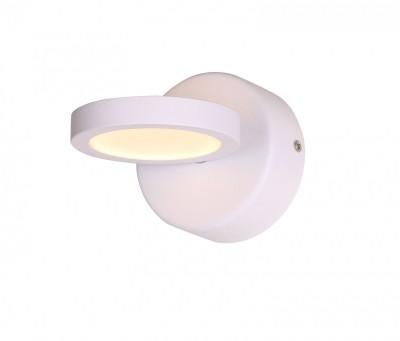 Светильник St luce SL588.101.01Хай-тек<br>Касаемо коллекции модели St luce SL588.101.01 хотелось бы отметить основные моменты: Форма светильников Colo нарочито проста. Их можно использовать как архитектурный свет при освещении квартир, домов, коттеджей. Направление света можно регулировать за счет поворотного механизма. Бра изготовлены из металла с покрытием белого цвета и акрила. Источник света – LED.<br><br>Крепление: Планка<br>Цветовая t, К: CW - холодный белый 4000 К<br>Тип лампы: LED - светодиодная<br>Тип цоколя: LED<br>Цвет арматуры: белый<br>Количество ламп: 1<br>Ширина, мм: 90<br>Расстояние от стены, мм: 125<br>Высота, мм: 90<br>Поверхность арматуры: матовая<br>MAX мощность ламп, Вт: 4,5