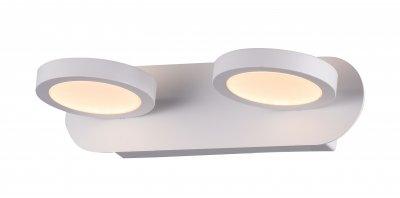 Светильник настенный St luce SL588.101.02 ColoХай-тек<br>Касаемо коллекции модели St luce SL588.101.02 хотелось бы отметить основные моменты: Форма светильников Colo нарочито проста. Их можно использовать как архитектурный свет при освещении квартир, домов, коттеджей. Направление света можно регулировать за счет поворотного механизма. Бра изготовлены из металла с покрытием белого цвета и акрила. Источник света – LED.<br><br>Крепление: Планка<br>Цветовая t, К: CW - холодный белый 4000 К<br>Тип лампы: LED - светодиодная<br>Тип цоколя: LED<br>Количество ламп: 2<br>Ширина, мм: 250<br>MAX мощность ламп, Вт: 4,5<br>Расстояние от стены, мм: 130<br>Высота, мм: 130<br>Поверхность арматуры: матовая<br>Цвет арматуры: белый