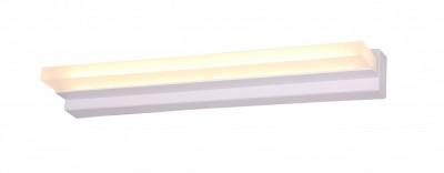 Светильник St luce SL589.111.01Хай-тек<br>Касаемо коллекции модели St luce SL589.111.01 хотелось бы отметить основные моменты: Бра серии Local помогут решить задачу архитектурного освещения в современном интерьере. Светильник изготовлен из металла с покрытием белого цвета. Источник света – LED.<br><br>Крепление: Планка<br>Цветовая t, К: CW - холодный белый 4000 К<br>Тип лампы: LED - светодиодная<br>Тип цоколя: LED<br>Количество ламп: 1<br>Ширина, мм: 525<br>MAX мощность ламп, Вт: 18<br>Расстояние от стены, мм: 90<br>Высота, мм: 45<br>Поверхность арматуры: матовая<br>Цвет арматуры: белый