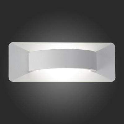 Светильник St Luce SL593.501.01Прямоугольные<br>Если Вы настроены купить светильник модели SL59350101, то обратите внимание: Светильники коллекции Piccino -представители минималистичного стиля архитектурного света. Они выполнены из металла и окрашены в белый цвет . Эти модели имеют встроенный рассеиватель света, который создаст мягкое уютное освещение. Модели Piccino идеально подойдут для создания акцентов и световых композиций в интерьере.<br><br>S освещ. до, м2: 2<br>Цветовая t, К: 4000<br>Тип лампы: LED<br>Тип цоколя: LED<br>Ширина, мм: 190<br>Расстояние от стены, мм: 70<br>Высота, мм: 30<br>MAX мощность ламп, Вт: 3