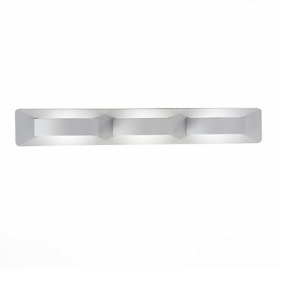Светильник St Luce SL593.501.03Хай-тек<br>Если Вы настроены купить светильник модели SL59350103, то обратите внимание: Светильники коллекции Piccino -представители минималистичного стиля архитектурного света. Они выполнены из металла и окрашены в белый цвет . Эти модели имеют встроенный рассеиватель света, который создаст мягкое уютное освещение. Модели Piccino идеально подойдут для создания акцентов и световых композиций в интерьере.<br><br>Цветовая t, К: 4000<br>Тип лампы: LED<br>Ширина, мм: 490<br>Высота, мм: 70<br>MAX мощность ламп, Вт: 9