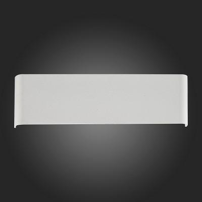 Светильник St Luce SL598.501.01Хай-тек<br>Если Вы настроены купить светильник модели SL59850101, то обратите внимание: Когда ничто не должно отвлекать, когда все должно быть просто и ясно, нужны чёткие линии и незатейливая геометрия,- светильники коллекции Cambretta будут как нельзя кстати. Выполненые из металла и окрашенные в чёрный цвет, они идеально впишутся в любой интерьер, создав приватную атмосферу. Хорошо подойдут светильники коллекции Cambretta в качестве ночника. Гармоничным окажется их использование при организации освещения в общественных местах, таких как кафе, бары, клубы.<br><br>Цветовая t, К: 4000<br>Тип лампы: LED<br>Количество ламп: 1<br>Ширина, мм: 280<br>Расстояние от стены, мм: 30<br>Высота, мм: 85<br>MAX мощность ламп, Вт: 12