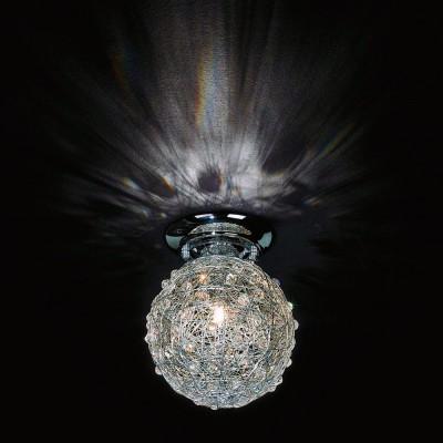 Светильник St Luce SL612.002.01Декоративные<br>Настенно-потолочные светильники – это универсальные осветительные варианты, которые подходят для вертикального и горизонтального монтажа. В интернет-магазине «Светодом» Вы можете приобрести подобные модели по выгодной стоимости. В нашем каталоге представлены как бюджетные варианты, так и эксклюзивные изделия от производителей, которые уже давно заслужили доверие дизайнеров и простых покупателей.  Настенно-потолочный светильник St luce SL612.002.01 станет прекрасным дополнением к основному освещению. Благодаря качественному исполнению и применению современных технологий при производстве эта модель будет радовать Вас своим привлекательным внешним видом долгое время. Приобрести настенно-потолочный светильник St luce SL612.002.01 можно, находясь в любой точке России.<br><br>S освещ. до, м2: 2<br>Тип лампы: галогенная/LED<br>Тип цоколя: G9<br>Количество ламп: 1<br>MAX мощность ламп, Вт: 40<br>Диаметр, мм мм: 150<br>Высота, мм: 190