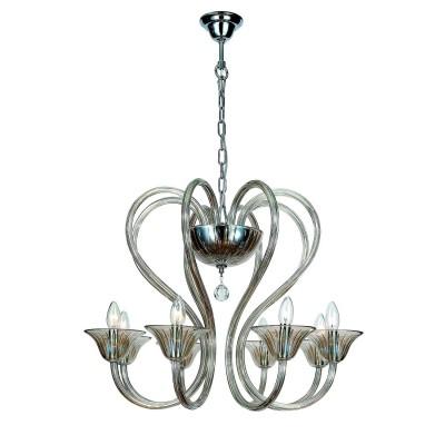 Светильник St Luce SL670.203.08Подвесные<br><br><br>Тип товара: Люстра подвесная<br>Тип лампы: Накаливания / энергосбережения / светодиодная<br>Тип цоколя: E14<br>Количество ламп: 8<br>MAX мощность ламп, Вт: 60<br>Диаметр, мм мм: 710<br>Высота, мм: 570 - 1200