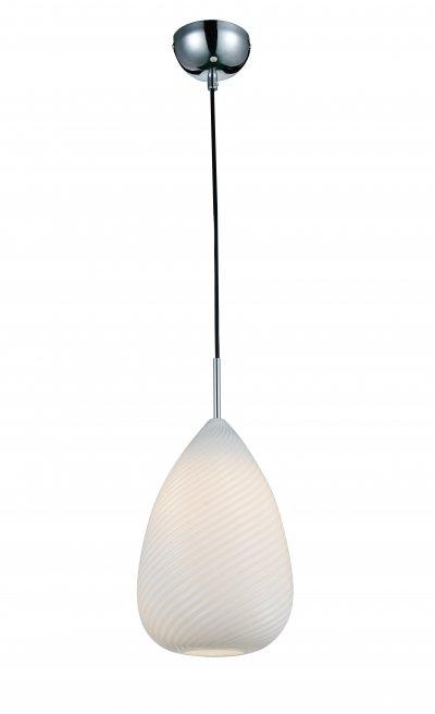 Светильник подвесной St luce SL704.103.01Одиночные<br><br><br>Крепление: на планку<br>Тип товара: Подвесной светильник<br>Скидка, %: 10<br>Тип лампы: накаливания / энергосбережения / LED-светодиодная<br>Тип цоколя: E27<br>Количество ламп: 1<br>MAX мощность ламп, Вт: 60<br>Диаметр, мм мм: 200<br>Высота, мм: 300<br>Поверхность арматуры: глянцевая<br>Цвет арматуры: серебристый хром