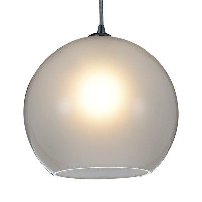 Светильник подвесной St luce SL707.503.01Одиночные<br>Если Вы настроены купить светильник модели SL70750301, то обратите внимание: Модели коллекции Perlina выглядят стильно и лаконично. Плафоны-полусферы из изысканного матового стекла гармонично впишутся в современные интерьры от неоклассики до минимализма,могут стать основным источником света или локальной архитектурной подсветкой деталей пространства .<br><br>Крепление: на планку<br>Тип лампы: накаливания / энергосбережения / LED-светодиодная<br>Тип цоколя: E27<br>Цвет арматуры: серебристый хром<br>Количество ламп: 1<br>Диаметр, мм мм: 240<br>Длина цепи/провода, мм: 1100<br>Высота, мм: 225<br>Поверхность арматуры: глянцевая<br>Оттенок (цвет): белый<br>MAX мощность ламп, Вт: 60