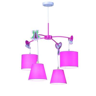 Люстра розовая St luce SL804.603.04Архив<br>Компания «Светодом» предлагает широкий ассортимент люстр от известных производителей. Представленные в нашем каталоге товары выполнены из современных материалов и обладают отличным качеством. Благодаря широкому ассортименту Вы сможете найти у нас люстру под любой интерьер. Мы предлагаем как классические варианты, так и современные модели, отличающиеся лаконичностью и простотой форм.  Стильная люстра St luce SL804.603.04 станет украшением любого дома. Эта модель от известного производителя не оставит равнодушным ценителей красивых и оригинальных предметов интерьера. Люстра St luce SL804.603.04 обеспечит равномерное распределение света по всей комнате. При выборе обратите внимание на характеристики, позволяющие приобрести наиболее подходящую модель. Купить понравившуюся люстру по доступной цене Вы можете в интернет-магазине «Светодом». Мы предлагаем доставку не только по Москве и Екатеринбурге, но и по всей России.<br><br>Установка на натяжной потолок: Да<br>S освещ. до, м2: 10<br>Крепление: Планка<br>Тип лампы: накаливания / энергосбережения / LED-светодиодная<br>Тип цоколя: E14<br>Количество ламп: 4<br>Ширина, мм: 500<br>MAX мощность ламп, Вт: 40<br>Длина, мм: 500<br>Высота, мм: 600<br>Оттенок (цвет): розовый<br>Цвет арматуры: серебристый