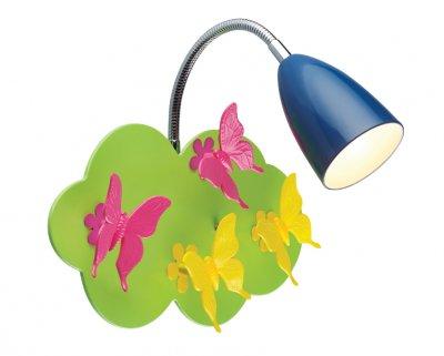 Светильник St luce SL805.021.01Для детской<br>В интернет-магазине «Светодом» представлен широкий выбор настенных бра по привлекательной цене. Это качественные товары от популярных мировых производителей. Благодаря большому ассортименту Вы обязательно подберете под свой интерьер наиболее подходящий вариант. <br>Оригинальное настенное бра St luce SL805.021.01 можно использовать для освещения не только гостиной, но и прихожей или спальни. Модель выполнена из современных материалов, поэтому прослужит на протяжении долгого времени. Обратите внимание на технические характеристики, чтобы сделать правильный выбор. <br>Чтобы купить настенное бра St luce SL805.021.01 в нашем интернет-магазине, воспользуйтесь «Корзиной» или позвоните менеджерам компании «Светодом» по указанным на сайте номерам. Мы доставляем заказы по Москве, Екатеринбургу и другим российским городам.<br><br>S освещ. до, м2: 2<br>Тип лампы: накаливания / энергосбережения / LED-светодиодная<br>Тип цоколя: E14<br>Количество ламп: 1<br>Ширина, мм: 380<br>MAX мощность ламп, Вт: 40+LED<br>Длина, мм: 250<br>Высота, мм: 250<br>Оттенок (цвет): разноцветный