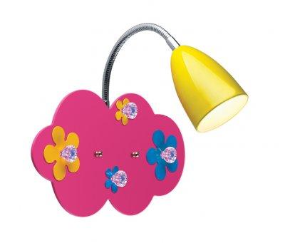 Светильник St luce SL805.601.01Для детской<br>В интернет-магазине «Светодом» представлен широкий выбор настенных бра по привлекательной цене. Это качественные товары от популярных мировых производителей. Благодаря большому ассортименту Вы обязательно подберете под свой интерьер наиболее подходящий вариант. <br>Оригинальное настенное бра St luce SL805.601.01 можно использовать для освещения не только гостиной, но и прихожей или спальни. Модель выполнена из современных материалов, поэтому прослужит на протяжении долгого времени. Обратите внимание на технические характеристики, чтобы сделать правильный выбор. <br>Чтобы купить настенное бра St luce SL805.601.01 в нашем интернет-магазине, воспользуйтесь «Корзиной» или позвоните менеджерам компании «Светодом» по указанным на сайте номерам. Мы доставляем заказы по Москве, Екатеринбургу и другим российским городам.<br><br>S освещ. до, м2: 2<br>Тип лампы: накаливания / энергосбережения / LED-светодиодная<br>Тип цоколя: E14<br>Количество ламп: 1<br>Ширина, мм: 380<br>MAX мощность ламп, Вт: 40+LED<br>Длина, мм: 250<br>Высота, мм: 250<br>Оттенок (цвет): розовый