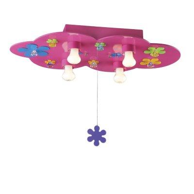 Светильник потолочный St luce SL805.602.04Потолочные<br><br><br>Установка на натяжной потолок: Ограничено<br>S освещ. до, м2: 10<br>Крепление: Планка<br>Тип товара: Светильник потолочный<br>Скидка, %: 31<br>Тип лампы: накаливания / энергосбережения / LED-светодиодная<br>Тип цоколя: E14<br>Количество ламп: 4<br>Ширина, мм: 360<br>MAX мощность ламп, Вт: 40+LED<br>Длина, мм: 630<br>Высота, мм: 120<br>Оттенок (цвет): розовый