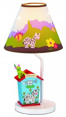 Настольная лампа St luce SL806.504.01Архив<br>Настольная лампа – это не просто источник дополнительного освещения, но и оригинальный элемент декора. Его можно установить в спальне, гостиной, кабинете и других комнатах. Интернет-магазин «Светодом» предлагает настольные лампы разных стилей по доступным ценам. Благодаря большому ассортименту Вы обязательно найдете в нашем каталоге именно ту модель, которую искали. <br> Настольная лампа St luce SL806.504.01 – прекрасный вариант для завершения интерьера. Ее можно включить одновременно с люстрой для более яркого освещения или без нее для создания уютной атмосферы, настраивающей на отдых. <br> Купить настольную лампу St luce SL806.504.01 Вы можете с помощью виртуальной «Корзины» или по контактным номерам, указанным на сайте.<br><br>S освещ. до, м2: 2<br>Тип лампы: накал-я - энергосбер-я<br>Тип цоколя: E27<br>Количество ламп: 1<br>Ширина, мм: 210<br>MAX мощность ламп, Вт: 40<br>Длина, мм: 210<br>Высота, мм: 400<br>Оттенок (цвет): разноцветный