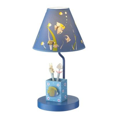 Настольная лампа St luce SL806.804.01Для детской<br>Настольная лампа – это не просто источник дополнительного освещения, но и оригинальный элемент декора. Его можно установить в спальне, гостиной, кабинете и других комнатах. Интернет-магазин «Светодом» предлагает настольные лампы разных стилей по доступным ценам. Благодаря большому ассортименту Вы обязательно найдете в нашем каталоге именно ту модель, которую искали. <br> Настольная лампа St luce SL806.804.01 – прекрасный вариант для завершения интерьера. Ее можно включить одновременно с люстрой для более яркого освещения или без нее для создания уютной атмосферы, настраивающей на отдых. <br> Купить настольную лампу St luce SL806.804.01 Вы можете с помощью виртуальной «Корзины» или по контактным номерам, указанным на сайте.<br><br>S освещ. до, м2: 2<br>Тип лампы: накал-я - энергосбер-я<br>Тип цоколя: E27<br>Количество ламп: 1<br>Ширина, мм: 210<br>Длина, мм: 210<br>Высота, мм: 400<br>Оттенок (цвет): разноцветный<br>MAX мощность ламп, Вт: 40