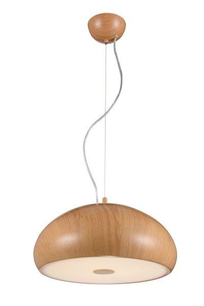 Светильник подвесной St luce SL856.703.03 GlitterПодвесные<br>Касаемо коллекции модели St luce SL856.703.03 хотелось бы отметить основные моменты: Светильники коллекции Glitter сочетают простоту и современность. Они отлично подойдут для интерьера в современном концептуальном стиле или в стиле минимализма. Абажур выполнен из металла, с окраской под дерево, в двух цветах. Снизу абажур закрыт белым матовым стеклом, мягко рассеивающим свет. Детали основания хромированы.<br><br>Установка на натяжной потолок: Да<br>S освещ. до, м2: 9<br>Крепление: Планка<br>Тип лампы: накаливания / энергосбережения / LED-светодиодная<br>Тип цоколя: E27<br>Количество ламп: 3<br>MAX мощность ламп, Вт: 60<br>Диаметр, мм мм: 400<br>Поверхность арматуры: матовая<br>Цвет арматуры: деревянный светлый