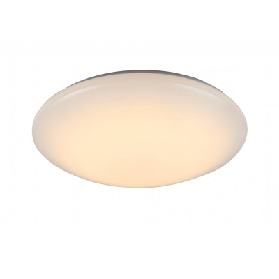 Светильник настенно-потолочный St luce SL875.332.01Круглые<br><br><br>Тип товара: Светильник настенно-потолочный<br>Цветовая t, К: 7200/3300<br>Тип лампы: LED - светодиодная<br>Тип цоколя: LED<br>Ширина, мм: 440<br>MAX мощность ламп, Вт: 30<br>Длина, мм: 440<br>Высота, мм: 120<br>Цвет арматуры: серый