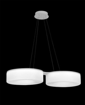 Светильник подвесной St luce SL886.503.02Двойные<br>Касаемо коллекции модели St luce SL886.503.02 хотелось бы отметить основные моменты: Современные стильные светильники Lordin созданы для освещения интерьеров в стиле минимализм, хай-тек, техно. Металлическое основание белого цвета простой геометрической формы вместе с плафонами из матового акрила образуют светильник эргономичной формы. Свет от ламп LED, которыми комплектуются люстры, яркий, но не ослепляющий, комфортного теплого оттенка.<br><br>Крепление: планка<br>Цветовая t, К: CW - холодный белый 4000 К<br>Тип лампы: LED - светодиодная<br>Тип цоколя: LED<br>Количество ламп: 2<br>Ширина, мм: 350<br>MAX мощность ламп, Вт: 16<br>Длина, мм: 750<br>Высота, мм: 100<br>Поверхность арматуры: матовая<br>Оттенок (цвет): белый<br>Цвет арматуры: белый
