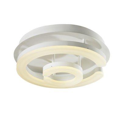 Светильник потолочный St luce SL887.502.02Архив<br><br><br>Установка на натяжной потолок: Да<br>Крепление: Планка<br>Тип лампы: LED - светодиодная<br>Тип цоколя: LED<br>MAX мощность ламп, Вт: 45<br>Диаметр, мм мм: 745<br>Оттенок (цвет): белый<br>Цвет арматуры: белый