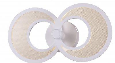 Светильник настенный бра St luce SL898.501.02 NolaХай-тек<br>Касаемо коллекции модели St luce SL898.501.02 хотелось бы отметить основные моменты: Люстры и бра серии Nola привлекают своим смелым и нестандартным дизайном. Светильники состоят из дисков, расположенных в одной или нескольких плоскостях. Каждый диск это LED, акриловая пластина и металл белого цвета. Такой оригинальный дизайн позволяет светильнику гармонично вписаться в современные интерьеры хай-тек, минимализм или техно.<br><br>Крепление: планка<br>Цветовая t, К: CW - холодный белый 4000 К<br>Тип лампы: LED - светодиодная<br>Тип цоколя: LED<br>Количество ламп: 2<br>Ширина, мм: 420<br>MAX мощность ламп, Вт: 10<br>Расстояние от стены, мм: 120<br>Высота, мм: 220<br>Поверхность арматуры: матовая<br>Цвет арматуры: белый