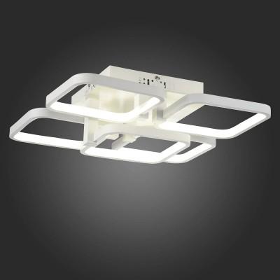 Светильник St Luce SL904.102.05Потолочные<br><br><br>S освещ. до, м2: 36<br>Цветовая t, К: 4000<br>Тип лампы: LED<br>Тип цоколя: LED<br>Ширина, мм: 416<br>MAX мощность ламп, Вт: 90<br>Длина, мм: 416<br>Высота, мм: 150
