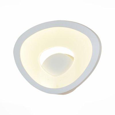 Бра светодиодное St luce SL929.501.01Бра хай тек стиля<br>Если Вы настроены купить светильник модели SL92950101, то обратите внимание: Коллекция Rista - это объемный футуристический свет в обрамлении акриловых рассеивателей простых классических форм. Массивное металлическое основание надежно фиксирует светильник, но при этом не выделяется, так как окрашено в один цвет с плафоном. Мягкий поток света, испускаемый точечными светодиодными источниками, равномерно наполняет своим светом помещение. Светильники из коллекции Rista создают в интерьере ощущение уюта и гамонии.<br><br>Крепление: на планку<br>Цветовая t, К: CW - холодный белый 4000 К<br>Тип лампы: LED - светодиодная<br>Тип цоколя: LED<br>Цвет арматуры: белый<br>Количество ламп: 1<br>Ширина, мм: 280<br>Выступ, мм: 120<br>Расстояние от стены, мм: 120<br>Высота, мм: 220<br>Поверхность арматуры: матовая<br>Оттенок (цвет): белый<br>MAX мощность ламп, Вт: 12