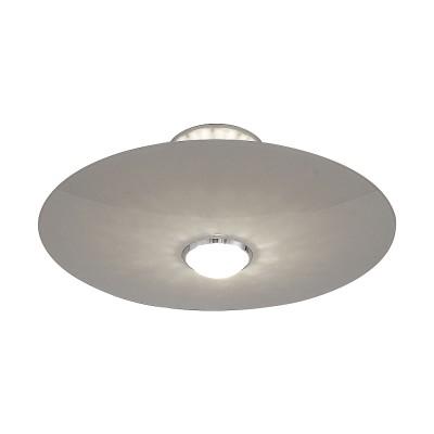 Светильник St Luce SL931.502.01Потолочные<br>Если Вы настроены купить светильник модели SL93150201, то обратите внимание: Уникальность светильников коллекции Alcosa в особенностях распределения светового потока. Светильник состоит из двух компонентов - основа-патрон, на которую крепится лампочка, и плафон в форме диска. После включения в помещении распространяется мягкий, приглушенный и спокойный свет, который поднимается к потолку и отражается от него, разливаясь во все стороны. Светильники из коллекции Alcosa помогают создать атмосферу домашнего уюта и при этом сохранить нейтральность в организации освещения. Такая люстра идеально подойдёт для тех интерьеров, где требуется современное нестандартное решение, но при этом важно не акцентировать излишнее внимание на источнике света.<br><br>Установка на натяжной потолок: Да<br>S освещ. до, м2: 4<br>Цветовая t, К: 4000<br>Тип лампы: LED<br>Тип цоколя: LED<br>MAX мощность ламп, Вт: 10<br>Диаметр, мм мм: 440<br>Высота, мм: 250