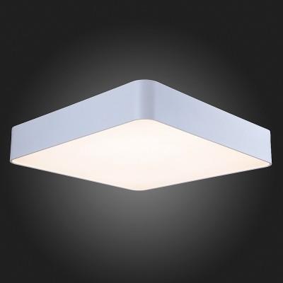 Светильник потолочный St luce SL955.552.01Потолочные<br><br><br>Тип товара: Светильник потолочный<br>Цветовая t, К: 4000<br>Тип лампы: LED<br>Тип цоколя: LED<br>Ширина, мм: 955<br>MAX мощность ламп, Вт: 156<br>Длина, мм: 955<br>Высота, мм: 115