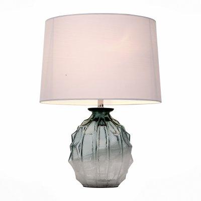 Светильник St Luce SL972.804.01Современные<br><br><br>Тип товара: Настольная лампа<br>Тип лампы: Накаливания / энергосбережения / светодиодная<br>Тип цоколя: E27<br>Количество ламп: 1<br>MAX мощность ламп, Вт: 60<br>Диаметр, мм мм: 360<br>Высота, мм: 500