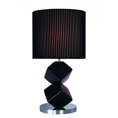 Светильник St Luce SL985.404.01Современные<br>Если Вы настроены купить светильник модели SL98540401, то обратите внимание: Настольные лампы коллекции Tabella подобраны с целью разнообразить интерьер, привнести в него дополнительные акценты, сделать более уютным. Текстильные абажуры и керамические основания имеют естественные природные оттенки, которые идеально сочетаются с большинством интерьерных стилей.<br><br>Тип лампы: Накаливания / энергосбережения / светодиодная<br>Тип цоколя: E27<br>Количество ламп: 1<br>MAX мощность ламп, Вт: 60<br>Диаметр, мм мм: 260<br>Высота, мм: 500