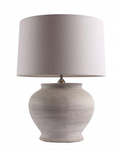 Настольная лампа St luce SL992.504.01 TabellaСовременные<br>Касаемо коллекции модели St luce SL992.504.01 хотелось бы отметить основные моменты: Настольные лампы коллекции Tabella подобраны с целью разнообразить интерьер, привнести в него дополнительные акценты, сделать более уютным. Текстильные абажуры и керамические основания имеют естественные природные оттенки, которые идеально сочетаются с большинством интерьерных стилей.<br><br>Тип лампы: накаливания / энергосбережения / LED-светодиодная<br>Тип цоколя: E27<br>Количество ламп: 1<br>MAX мощность ламп, Вт: 60<br>Диаметр, мм мм: 240<br>Высота, мм: 460<br>Поверхность арматуры: матовая<br>Цвет арматуры: серый