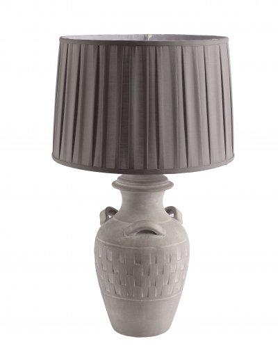 Настольная лампа St luce SL994.504.01 TabellaСовременные<br>Касаемо коллекции модели St luce SL994.504.01 хотелось бы отметить основные моменты: Настольные лампы коллекции Tabella подобраны с целью разнообразить интерьер, привнести в него дополнительные акценты, сделать более уютным. Текстильные абажуры и керамические основания имеют естественные природные оттенки, которые идеально сочетаются с большинством интерьерных стилей.<br><br>Тип лампы: накаливания / энергосбережения / LED-светодиодная<br>Тип цоколя: E27<br>Количество ламп: 1<br>MAX мощность ламп, Вт: 60<br>Диаметр, мм мм: 450<br>Высота, мм: 730<br>Поверхность арматуры: матовая<br>Цвет арматуры: белый