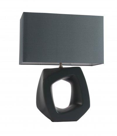 Настольная лампа St luce SL997.404.01 TabellaСовременные<br>Касаемо коллекции модели St luce SL997.404.01 хотелось бы отметить основные моменты: Настольные лампы коллекции Tabella подобраны с целью разнообразить интерьер, привнести в него дополнительные акценты, сделать более уютным. Текстильные абажуры и керамические основания имеют естественные природные оттенки, которые идеально сочетаются с большинством интерьерных стилей.<br><br>Тип лампы: накаливания / энергосбережения / LED-светодиодная<br>Тип цоколя: E27<br>Количество ламп: 1<br>Ширина, мм: 440<br>MAX мощность ламп, Вт: 60<br>Высота, мм: 580<br>Поверхность арматуры: матовая<br>Цвет арматуры: черный