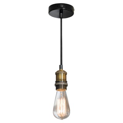 SLD963.313.01 Светильник подвесной ST Luce Черный, Бронза/- E27 1*60WОжидается<br><br>