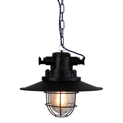 SLD965.403.01 Светильник подвесной ST Luce Черный/Черный, Прозрачный E27 1*60WОжидается<br><br>