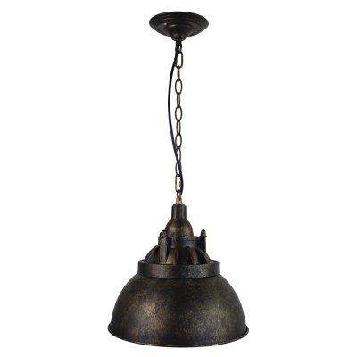 SLD966.303.01 Светильник подвесной ST Luce Коричневый/Коричневый E27 1*60WОжидается<br><br>