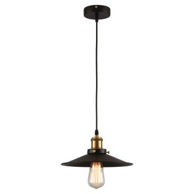 SLD970.403.01 Светильник подвесной ST Luce Черный, Бронза/Черный E27 1*60WОжидается<br><br>