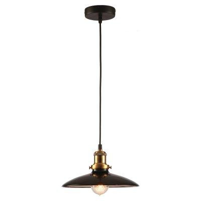 SLD971.403.01 Светильник подвесной ST Luce Черный, Бронза/Черный E27 1*60WОжидается<br><br>
