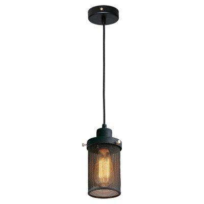 SLD973.403.01 Светильник подвесной ST Luce Черный/Черный E27 1*60WОжидается<br><br>