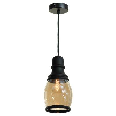 SLD975.403.01 Светильник подвесной ST Luce Черный/Янтарный E27 1*60WОжидается<br><br>