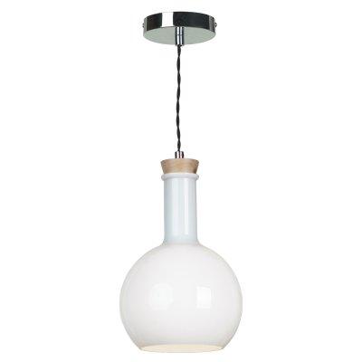 SLD978.513.01 Светильник подвесной ST Luce Хром/Белый E27 1*60WОжидается<br><br>