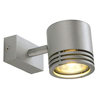 Светильник SLV 151912 ENNAПод заказ<br><br><br>Тип лампы: галогенная<br>Тип цоколя: GU10<br>Цвет арматуры: серебристый<br>MAX мощность ламп, Вт: 50