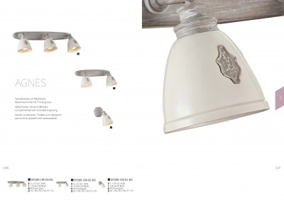 Светильник спот Maytoni SP289-CW-01-BG AgnesОжидается<br><br><br>Тип цоколя: GU10<br>Цвет арматуры: Серый антик<br>Количество ламп: 1<br>Ширина, мм: 90<br>Диаметр, мм мм: 90<br>Оттенок (цвет): Серый антик<br>MAX мощность ламп, Вт: 35