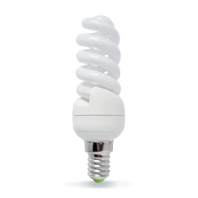 Лампа энергосберегающая SPIRAL-econom 12Вт 220В Е14 4000К 600Лм ASDСпиральные<br><br><br>Цветовая t, К: 4000<br>Тип лампы: Энергосбережения<br>Тип цоколя: E14<br>MAX мощность ламп, Вт: 12
