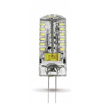 Светодиодная лампа g4 Gauss LED 220V 3W 4100KКапсульные G4 12v<br>В интернет-магазине «Светодом» можно купить не только люстры и светильники, но и лампочки. В нашем каталоге представлены светодиодные, галогенные, энергосберегающие модели и лампы накаливания. В ассортименте имеются изделия разной мощности, поэтому у нас Вы сможете приобрести все необходимое для освещения. <br> Лампа Gauss SS107707203 LED G4 3W 85-265V 4100K обеспечит отличное качество освещения. При покупке ознакомьтесь с параметрами в разделе «Характеристики», чтобы не ошибиться в выборе. Там же указано, для каких осветительных приборов Вы можете использовать лампу Gauss SS107707203 LED G4 3W 85-265V 4100KGauss SS107707203 LED G4 3W 85-265V 4100K. <br> Для оформления покупки воспользуйтесь «Корзиной». При наличии вопросов Вы можете позвонить нашим менеджерам по одному из контактных номеров. Мы доставляем заказы в Москву, Екатеринбург и другие города России.<br><br>Цветовая t, К: CW - холодный белый 4000 К<br>Тип лампы: LED - светодиодная<br>Тип цоколя: G4<br>MAX мощность ламп, Вт: 3