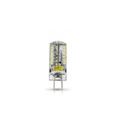 Лампа Gauss LED GY6.35 AC150-265V 3W 4100KКапсульные G4 12v<br>В интернет-магазине «Светодом» можно купить не только люстры и светильники, но и лампочки. В нашем каталоге представлены светодиодные, галогенные, энергосберегающие модели и лампы накаливания. В ассортименте имеются изделия разной мощности, поэтому у нас Вы сможете приобрести все необходимое для освещения.   Лампа Gauss SS107719203 LED GY6.35 3W 4100K обеспечит отличное качество освещения. При покупке ознакомьтесь с параметрами в разделе «Характеристики», чтобы не ошибиться в выборе. Там же указано, для каких осветительных приборов Вы можете использовать лампу Gauss SS107719203 LED GY6.35 3W 4100KGauss SS107719203 LED GY6.35 3W 4100K.   Для оформления покупки воспользуйтесь «Корзиной». При наличии вопросов Вы можете позвонить нашим менеджерам по одному из контактных номеров. Мы доставляем заказы в Москву, Екатеринбург и другие города России.<br><br>Цветовая t, К: CW - холодный белый 4000 К<br>Тип лампы: LED - светодиодная<br>Тип цоколя: G6.35<br>MAX мощность ламп, Вт: 3<br>Диаметр, мм мм: 15<br>Высота, мм: 41