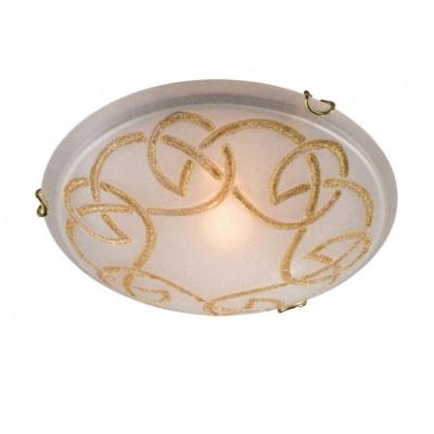 Настенно-потолочный светильник Сонекс 112 зол/стекло с эффектом кристалл BRENA GOLDКруглые<br>Настенно-потолочные светильники – это универсальные осветительные варианты, которые подходят для вертикального и горизонтального монтажа. В интернет-магазине «Светодом» Вы можете приобрести подобные модели по выгодной стоимости. В нашем каталоге представлены как бюджетные варианты, так и эксклюзивные изделия от производителей, которые уже давно заслужили доверие дизайнеров и простых покупателей. <br>Настенно-потолочный светильник Сонекс 112 станет прекрасным дополнением к основному освещению. Благодаря качественному исполнению и применению современных технологий при производстве эта модель будет радовать Вас своим привлекательным внешним видом долгое время. <br>Приобрести настенно-потолочный светильник Сонекс 112 можно, находясь в любой точке России.<br><br>S освещ. до, м2: 6<br>Тип лампы: накаливания / энергосбережения / LED-светодиодная<br>Тип цоколя: E27<br>Цвет арматуры: золотой<br>Количество ламп: 1<br>Диаметр, мм мм: 300<br>MAX мощность ламп, Вт: 100